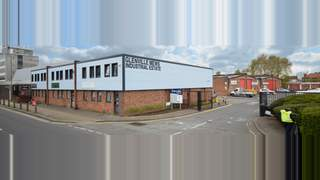 Primary Photo of Unit 3, Glenville Mews Industrial Estate, Kimber Road, Southfields, Wimbledon SW18 4NJ