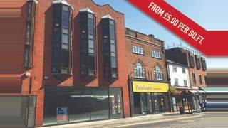 Primary Photo of First & Second Floor, 46-48 Oxford Street, High Wycombe, Bucks, HP11 2XQ