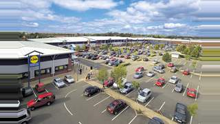 Primary Photo of Pod 2 (proposed) Blackpole Retail Park, Blackpole Road, Worcester, WR3 8PQ