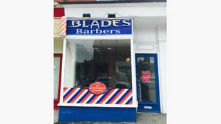 Primary Photo of Blades Barbers 1b Mere Road, Blackpool, FY3