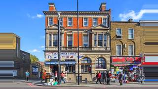 Primary Photo of The Old Banking Hall, Kingsland High Street, London, E8