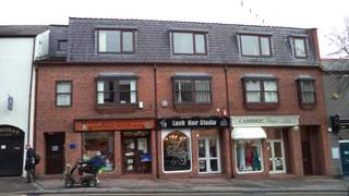 Primary Photo of 2nd Floor, 43/47 High Street, Mold, CH7 1BQ