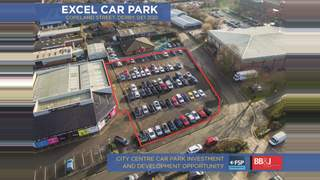 Primary Photo of Excel Car Park, Copeland Street, Derby