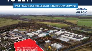 Primary Photo of New Industrial Estate Trade Counters, Mill Road, Mill Road Industrial Estate, Linlithgow, EH49 7SF