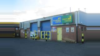 Primary Photo of Unit 1D, Thornton Street Industrial Estate, Thornton Street, Gainsborough, Lincolnshire DN21 1JT