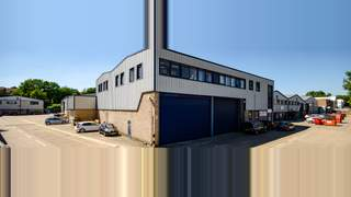Primary Photo of Crusader Industrial Estate, 167 Hermitage Road, Harringay Warehouse District, London N4 1LZ