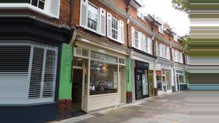 Primary Photo of 14, 14A Fauconberg Road, Chiswick, London W4 3JY