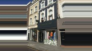 Primary Photo of The Hour Glass, 305 Brompton Road, Chelsea, London SW3 2DY
