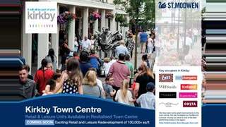 Primary Photo of Kirkby Town Centre