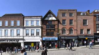 Primary Photo of House OF Fraser, 105-111 High St, Guildford GU1 3DU