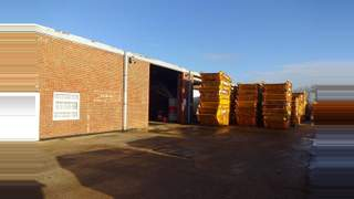 Warehouse At Bevan Funnell House, Norton Road, Newhaven, East Sussex, BN9 0BZ Primary Photo
