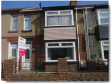 Primary Photo of Three Bed Terrace Investment Opportunity – Hartlepool
