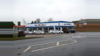 Primary Photo of Showroom, Weyhill Service Station, Weyhill, Andover, SP11 8EA
