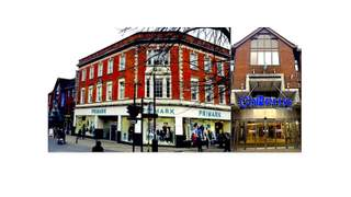 Primary Photo of Chilterns Shopping Centre, Queens Square, High Wycombe, HP13 5DG