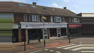 Primary Photo of 27A - 29 HIGH STREET, Knaphill - Due to relocation double fronted retail unit available