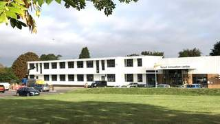 Primary Photo of Yeovil Innovation Centre, Barracks Close, Copse Road, Yeovil, BA22 8RN