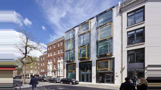 Primary Photo of 44 Whitfield Street Fitzrovia, London, WT 2RJ