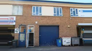 Primary Photo of Unit 49 Milford Road, Milford Road Trading Estate, Reading, Berkshire, RG1 8LG