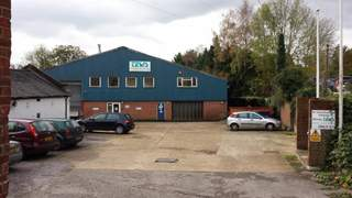 Primary Photo of Detached Industrial / Warehouse Building