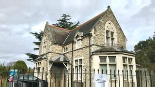 Primary Photo of Unit Within Streatham Cemetery Lodge, Garratt Lane, LONDON, Greater London, SW17 0LT
