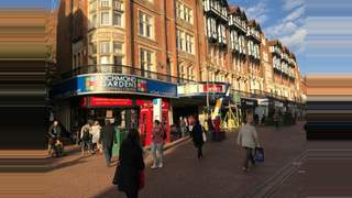 Primary Photo of Richmond Gardens Shopping Centre, Old Christchurch Road, Bournemouth BH1 1EN