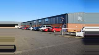 Primary Photo of Fusion Way, Bolingbroke Road, Fairfield Industrial Estate, Louth LN11 0WA