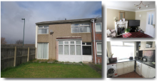 Primary Photo of Three Bedroom End Terrace Investment Opportunity – Redcar