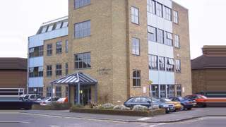 Primary Photo of CHANCERY HOUSE, LEAS ROAD, GUILDFORD - Town Centre - Ground Floor Office Suite with parking