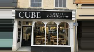 Primary Photo of The Cube, 12 Newgate Street, Morpeth