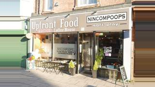 Primary Photo of Upfront Food Coffee House & Nincompoops Soft Play, 134 Dean Road, South Shields