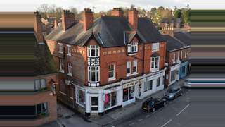 Primary Photo of 124 Ashley Road, Hale, Altrincham WA14 2UN
