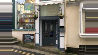 Primary Photo of Rumours Wine Bar, Quay Hill, Falmouth, Cornwall, TR11 3HG