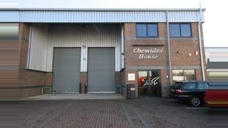 Primary Photo of Unit 7, Egham Business Village, Crabtree Road, Thorpe Industrial Estate, Egham, Surrey, TW20 8RB