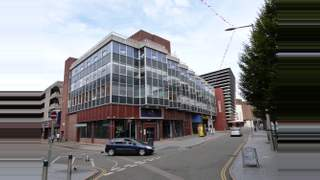 Primary Photo of Rutland Centre, 56 Halford Street, Leicester, LE1 1TQ
