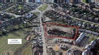 Primary Photo of Retail/Leisure Development Opportunity, Crewe, CW1 4QD
