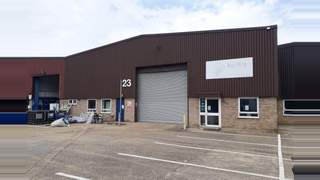 Primary Photo of Unit 23, Mill Lane Industrial Estate