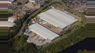 Primary Photo of Air Cargo Centre, Glasgow Airport, Paisley, Renfrewshire