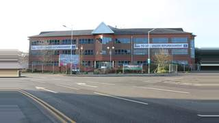Primary Photo of Ground Floor, Infinity House, Prospect Way, London Luton Airport, Luton, Bedfordshire, LU2 9LU