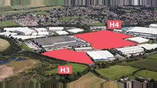 Primary Photo of H4, Heywood Distribution Park, Heywood, OL10 2TR