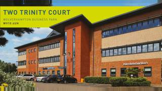 Primary Photo of Two Trinity Court, Wolverhampton Business Park, Wolverhampton, WV10 6UH