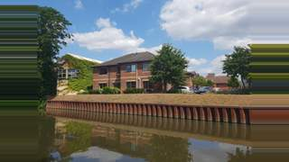 Primary Photo of 7 WEY COURT, MARY ROAD, GUILDFORD - Ground floor office suite overlooking the River Wey