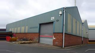 Primary Photo of Unit 21, Izons Industrial Estate, Oldbury Road, West Bromwich, B70 9BS