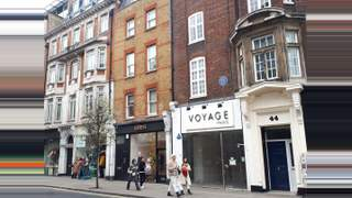 Primary Photo of Ames House, 44 Mortimer St, Fitzrovia, London W1W 7RJ