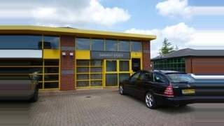 Primary Photo of Unit 18, Focus 303 Business Centre, Focus Way, Walworth Business Park, Andover, SP10 5NY
