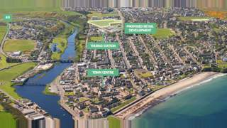 Primary Photo of Site at, Ormlie Road, Thurso, ., KW14 7DL