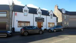 Primary Photo of The Stuart Arms Bar & Restaurant, Conval Street, Dufftown, AB55 4AE