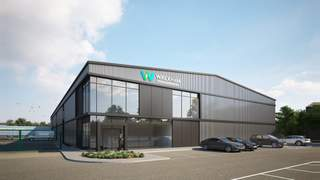 Primary Photo of Site 2, Clywedog Road North, Wrexham Industrial Estate, LL13 9XN