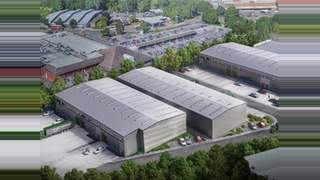Primary Photo of Klinger Industrial Park, 1-13, Edgington Way, Sidcup, DA14 5BN