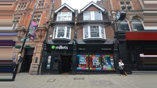Primary Photo of 3-5 High Street, Croydon, CR0 1QB