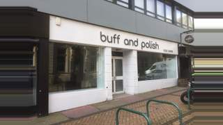 Primary Photo of 1, 563 sq ft, 16/18 Post Office Road, Bournemouth, BH1 1BA